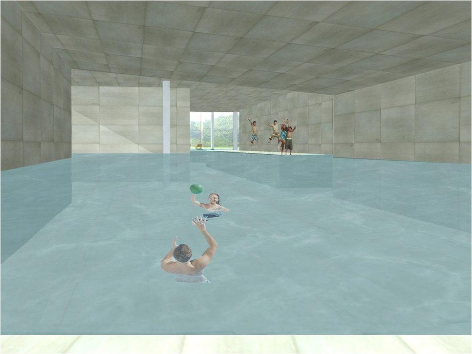 Dick van aken architectuur zwembad eindhoven - Grot ontwerp ...